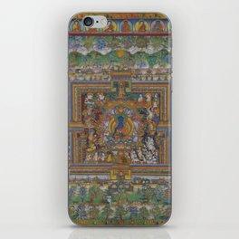 Medicine Buddha iPhone Skin