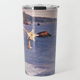 Starfishing Travel Mug