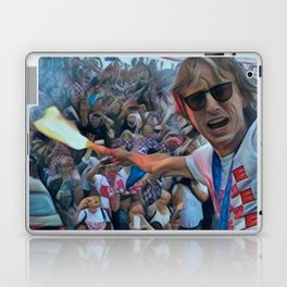 Modric Laptop & iPad Skin