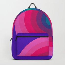 Panton Retro Target Backpack