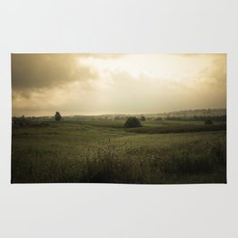 Country Morning Rug