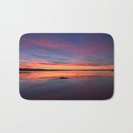 Beatutiful Sunset Bath Mat