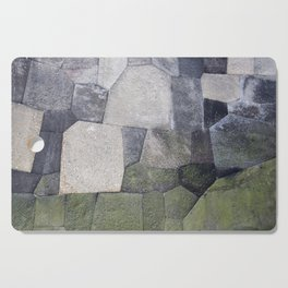 An imperial wall Cutting Board
