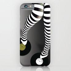 Minimal Music Minimal Fashion iPhone 6s Slim Case