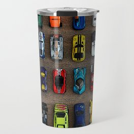 1980's Toy Cars Travel Mug