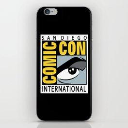 Comic-Con iPhone Skin