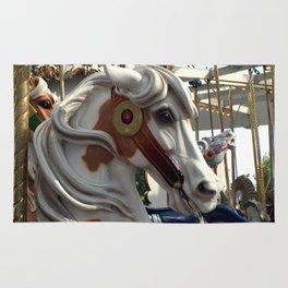 Carousel horse 02 Rug