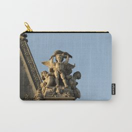 Angels of the Louvre Carry-All Pouch