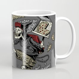 PARTY UNTIL DEATH Coffee Mug