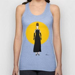 Moon River Unisex Tank Top