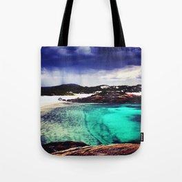 Hidden Cove Tote Bag