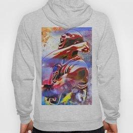 M. Jordan Painted Hoody