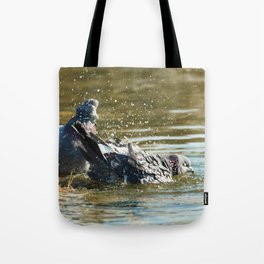 It should be done like this! Tote Bag