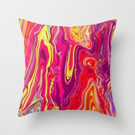 Express Mind Throw Pillow