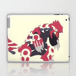 Primal Groudon Laptop & iPad Skin