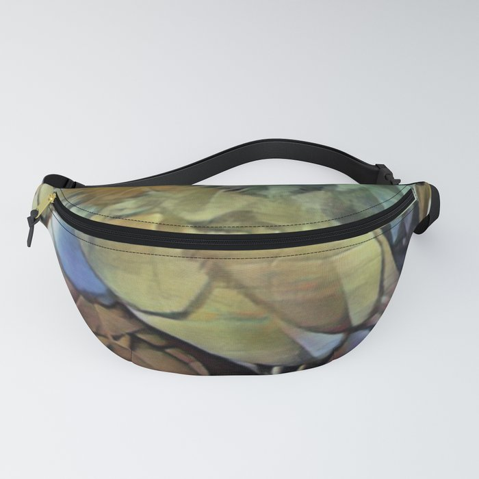 Raven feathers I Fanny Pack