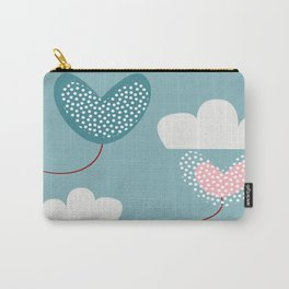 valentine ballons Carry-All Pouch