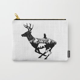 IN THE DUSK Carry-All Pouch