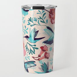 Hummingbird summerdance Travel Mug