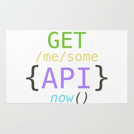 GET me some apis now Rug