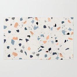 terrazzo pattern Rug