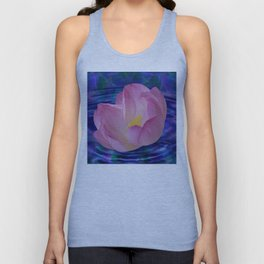 A lotus flowers dream Unisex Tank Top