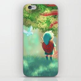 Legend of Zelda iPhone Skin