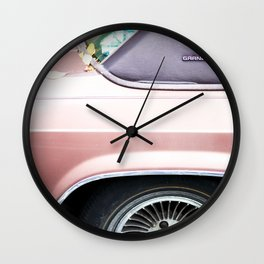 grand marquis Wall Clock
