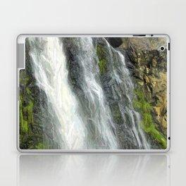Hunua Falls, NZ Laptop & iPad Skin