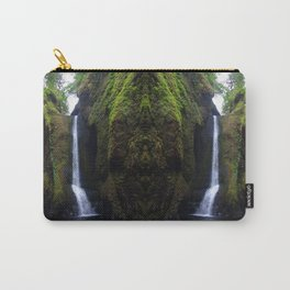 Lower Oneonta Falls, Oneonta Gorge, Oregon Carry-All Pouch