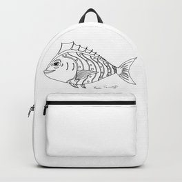 Catch of the Day Backpack