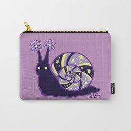 Madrugada Snail Carry-All Pouch
