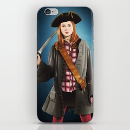 Doctor Who - Pirate Pond iPhone Skin