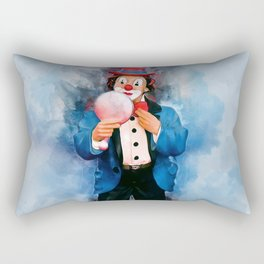 The Clown Rectangular Pillow