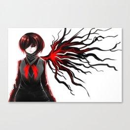 Touka tokyoGHOUL  Canvas Print