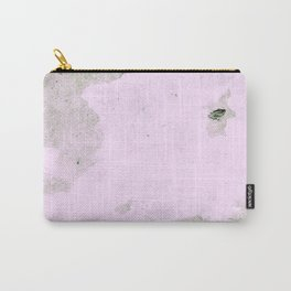 pink and grey texture Carry-All Pouch