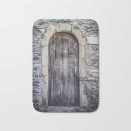 Old French Door Bath Mat