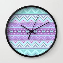 Mix #589 Wall Clock