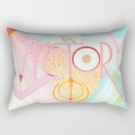 Victory - Shabad Atma Rectangular Pillow