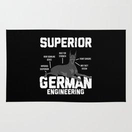 Superior German Engineering Rug
