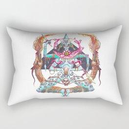 Demon Priest Rectangular Pillow