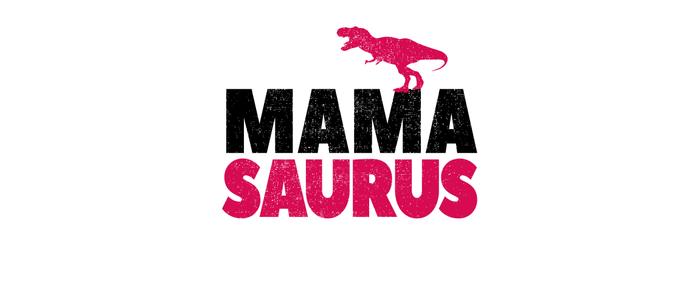 Mama Saurus Mom Mommy Dino Dinosaur T-Rex Gift Coffee Mug