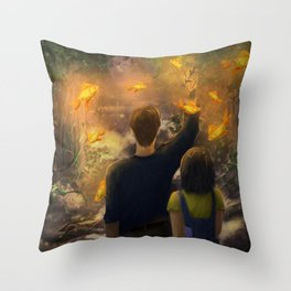 Cabeswater Throw Pillow