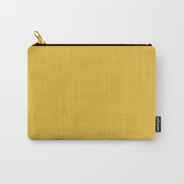 Mustard - Solid Color Collection Carry-All Pouch