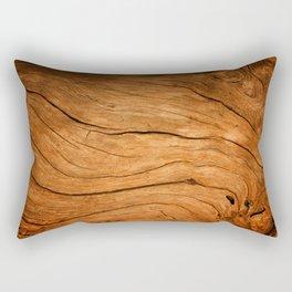 Wood Texture 99 Rectangular Pillow