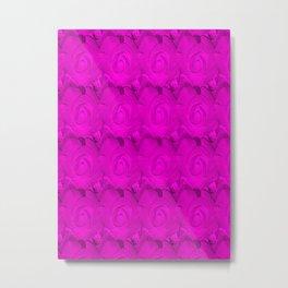 Impressions of a rose II series Metal Print