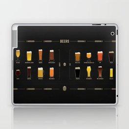 Beer Guide Laptop & iPad Skin