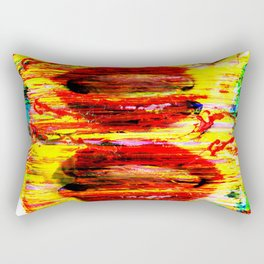 Double Pleasure Rectangular Pillow