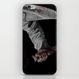 Demon blade iPhone Skin