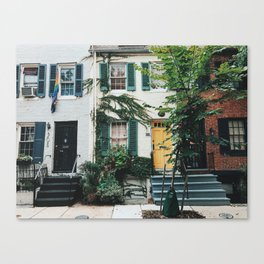 When in Charm City Canvas Print
